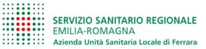 Logo Servizio Sanitario Regionale Emilia Romagna Azienda Sanitaria Locale di Ferrara