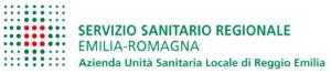 Logo Servizio Sanitario Regionale Emilia Romagna Azienda Sanitaria Locale di Reggio Emilia