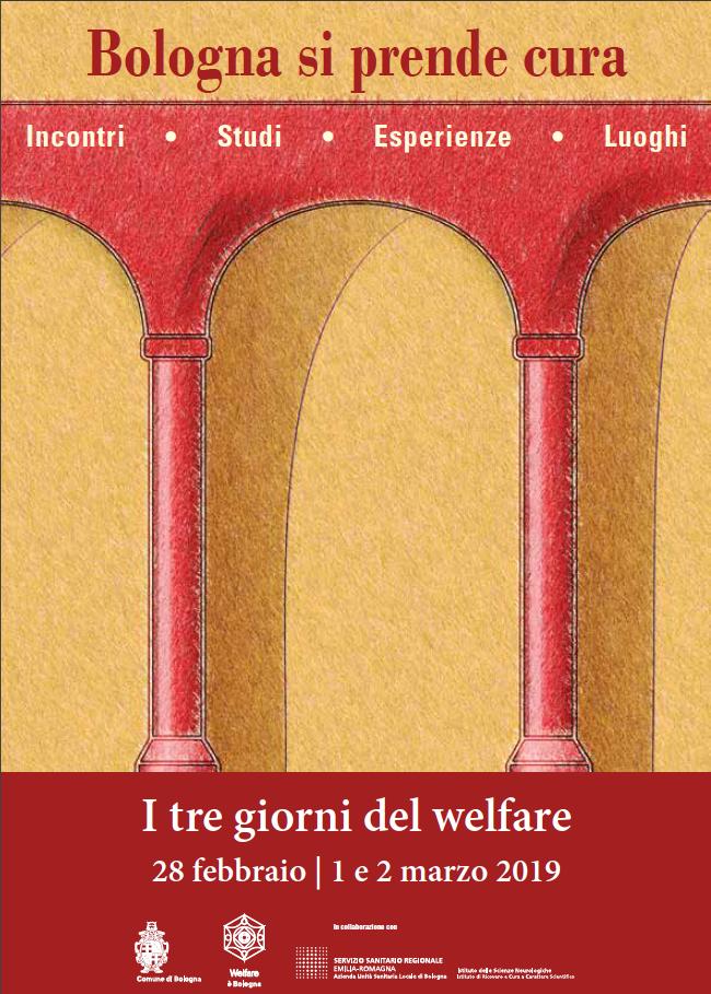 locandina evento Bologna si prende Cura Febbraio-Marzo 2019